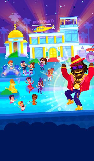 Partymasters - Fun Idle Game 7 تصوير الشاشة