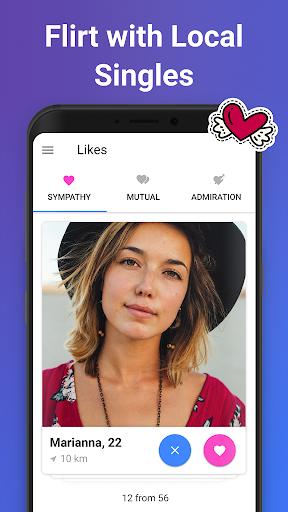 Topface - Dating Meeting Chat screenshot 2