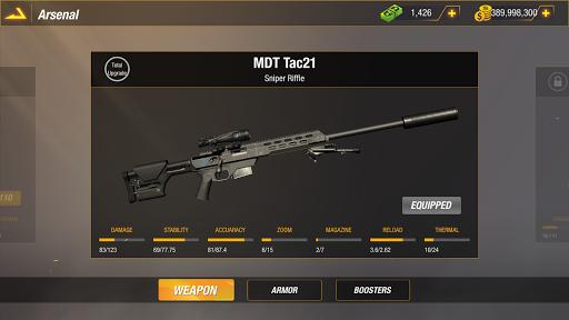 Sniper Game: Bullet Strike - Free Shooting Game screenshot 20