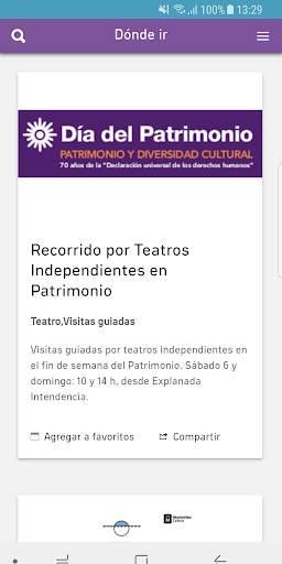 Intendencia de Montevideo 7 تصوير الشاشة