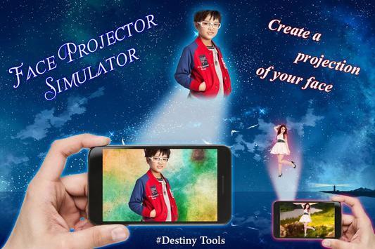 Face Projector Simulator screenshot 2