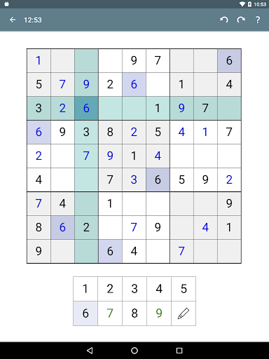 Sudoku screenshot 23
