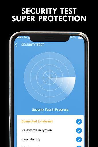 Wifi Password Hacker Prank & SpeedTest Master Lite screenshot 5