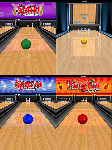 Strike! Ten Pin Bowling 24 تصوير الشاشة