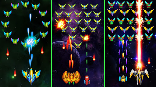 Galaxy Invaders: Alien Shooter -Free Shooting Game 7 تصوير الشاشة