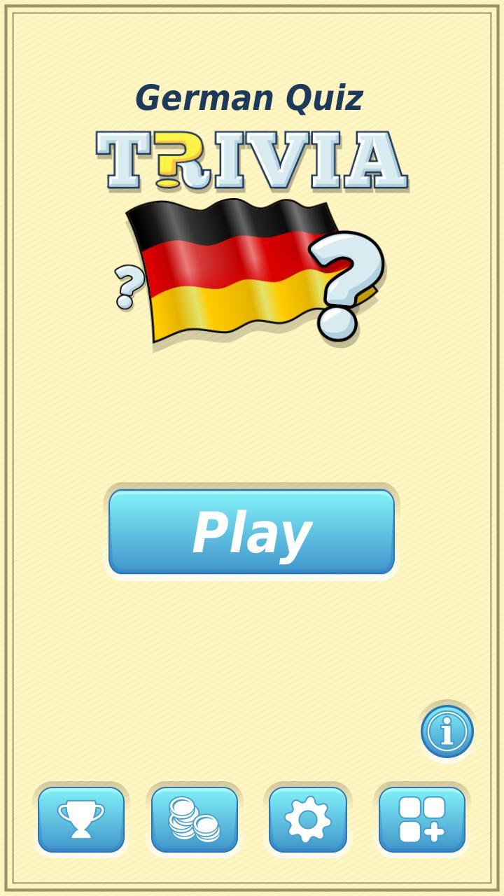 German Trivia Quiz 2 تصوير الشاشة
