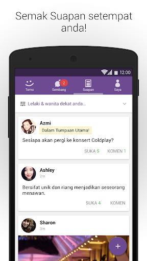 MeetMe - Bersiaran, Bual, & Berjumpa orang baru! screenshot 4