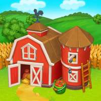 Farm Town: Happy village near small city and town on APKTom