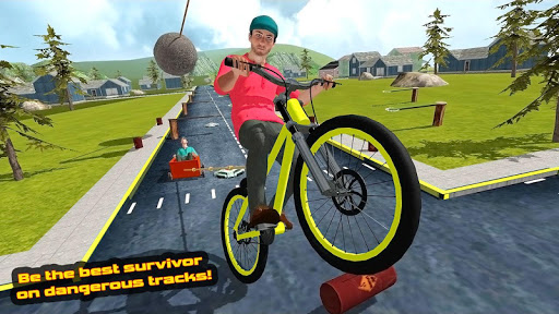Moto Bike Attack Racing screenshot 3