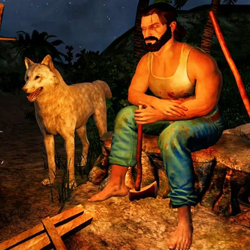 Survival Island Adventure New Survival Games icon