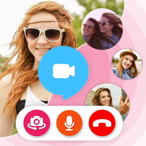 SAX Video Chat - Random Video Chat With Strangers icon