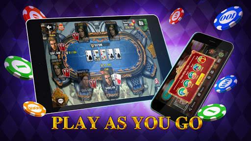 DH Texas Poker - Texas Hold'em 9 تصوير الشاشة
