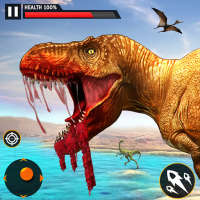 Wild Dinosaur Hunting Games: Animal Hunting Games on 9Apps