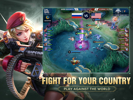 Mobile Legends: Bang Bang screenshot 13