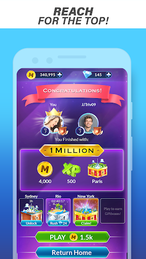 Who Wants to Be a Millionaire? Trivia & Quiz Game screenshot 4