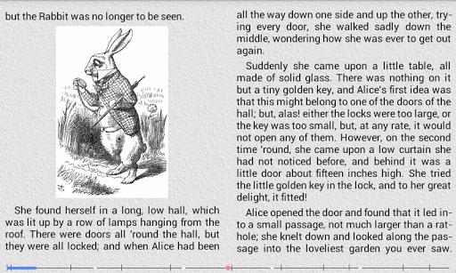 AlReader -any text book reader screenshot 5