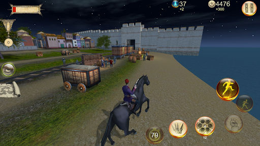 Zaptiye: Open world action adventure screenshot 4