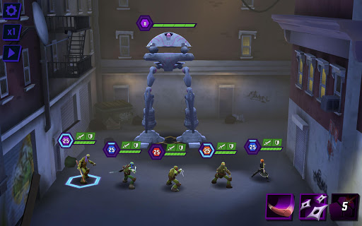 Ninja Turtles: Legends 13 تصوير الشاشة