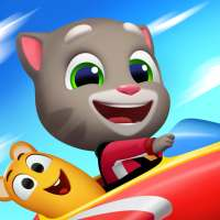 Talking Tom Sky Run: The Fun New Flying Game on APKTom