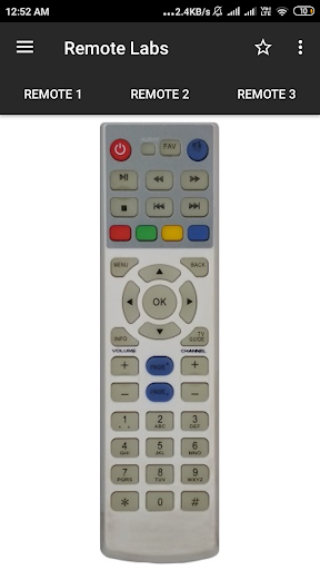 Airtel Remote Control screenshot 3