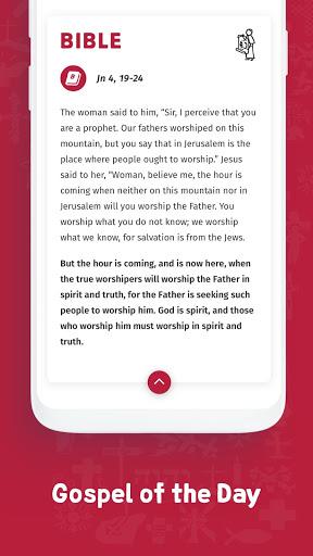 YOUCAT Daily | Bible, Catholic Youth Catechism screenshot 3
