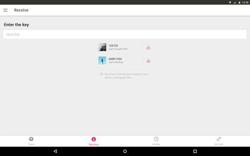 Send Anywhere (File Transfer) screenshot 8