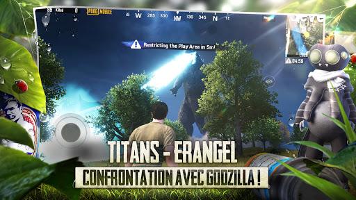 PUBG MOBILE: Traversée screenshot 4