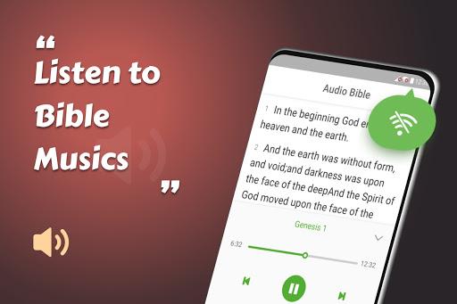 King James Bible (KJV) - Free Bible Verses   Audio screenshot 22