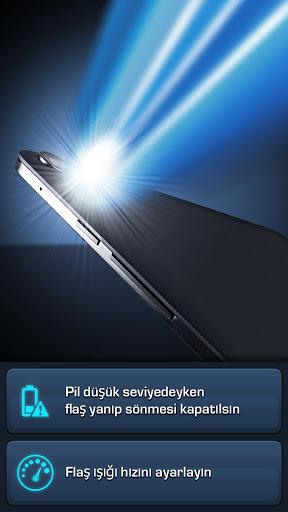 Flaş LED'i - Çağrı, SMS'e screenshot 8