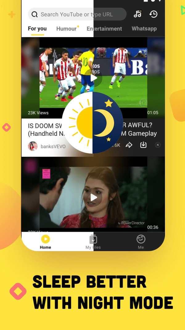 YouTube Downloader and MP3 Converter Snaptube screenshot 7