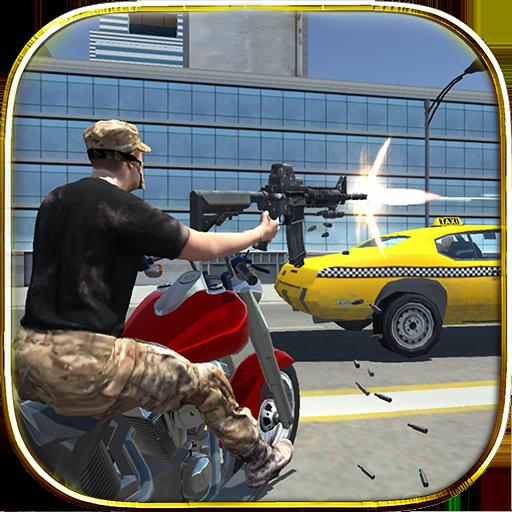 Grand Action Simulator - New York Car Gang icon