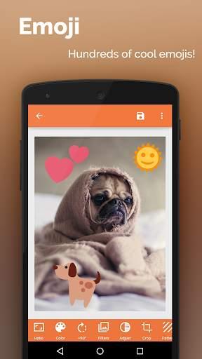 Square InPic - Photo Editor & Collage Maker screenshot 3