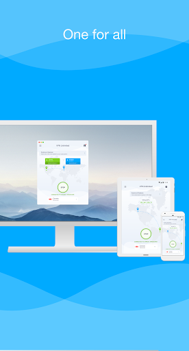 KeepSolid VPN Unlimited WiFi Proxy with DNS Shield screenshot 6