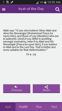 Daily Islamic Knowledge screenshot 2