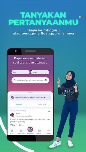 Ruangguru - One-stop Learning Solution screenshot 4