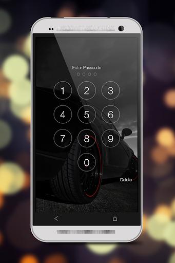 رمز PIN قفل الشاشة 2 تصوير الشاشة