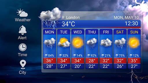 Today Weather& Tomorrow weather app screenshot 11