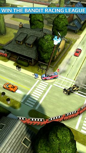Smash Bandits Racing screenshot 8
