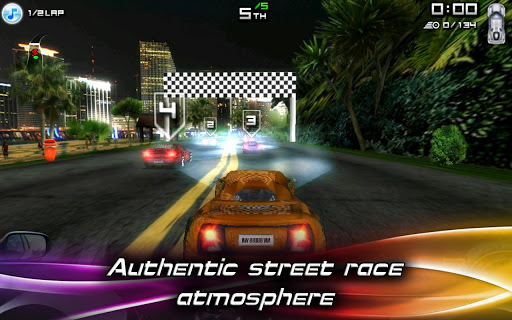 Race Illegal: High Speed 3D 13 تصوير الشاشة