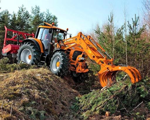 Puzzles Tractor John Deere screenshot 5