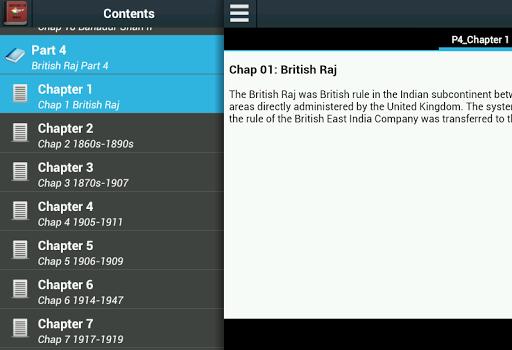 History of India भारत का इतिहास  🇮🇳 screenshot 1