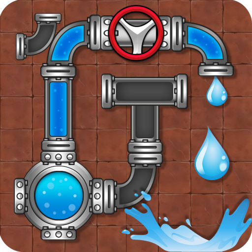 Plumber: Water Pipe Puzzle أيقونة