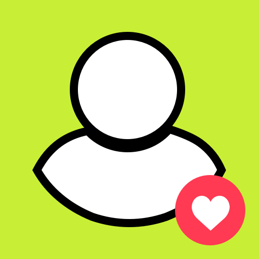 Get friends on Snapchat, kik and Instagram أيقونة