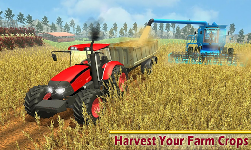 Tractor Farming 2020: ألعاب الزراعة المجانية 2020 5 تصوير الشاشة