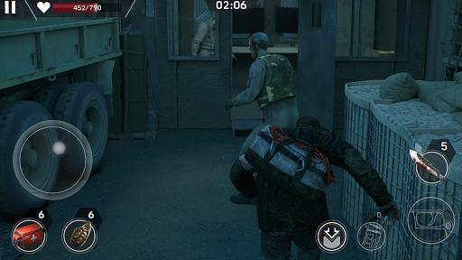 Left to Survive: Dead Zombie Shooter. Apocalypse screenshot 2