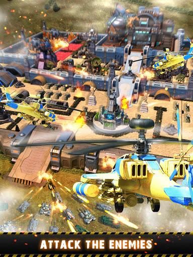 Glory of War - Mobile Rivals screenshot 11