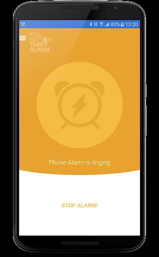 Full Battery & Theft Alarm screenshot 3