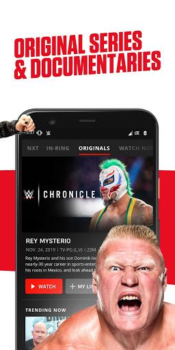 WWE screenshot 6