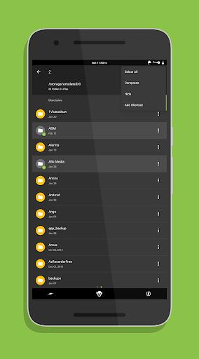 Amaze File Manager screenshot 2