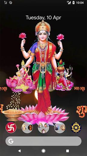 4D Lakshmi Live Wallpaper 4 تصوير الشاشة